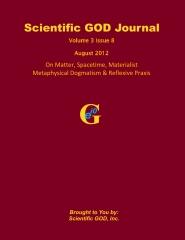 Scientific GOD Journal Volume 3 Issue 8