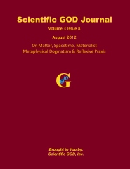 Scientific GOD Journal Volume 3 Issue 8