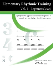 Elementary Rhythmic Training Vol. I