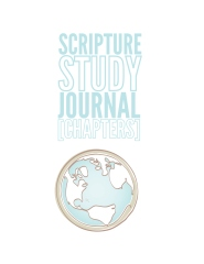 Scripture Study Journal Chapters