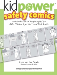 Kidpower Older Kids Safety Comics