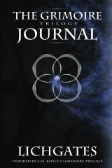The Grimoire Trilogy Journal (blank diary) - Lichgates