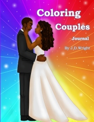 Coloring Couples Journal