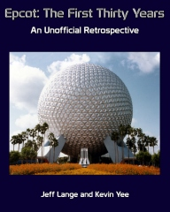 Epcot: The First Thirty Years (Black and White Version)