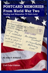 Postcard Memories From World War II