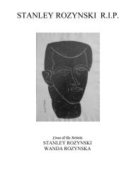 Stanley Rozynski R.I.P