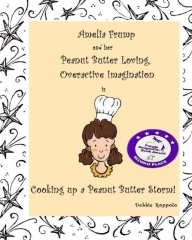 Amelia Frump & Her Peanut Butter Loving, Overactive Imagination  is Cooking Up a Peanut Butter Storm