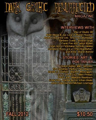 Dark Gothic Resurrected Magazine October 2012