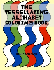 The Tessellating Alphabet Coloring Book
