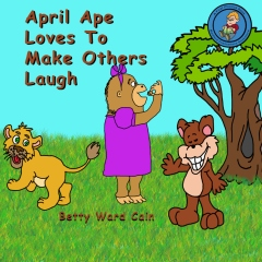 April Ape Loves To Make Others Laugh