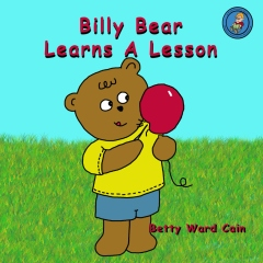 Billy Bear Learns A Lesson