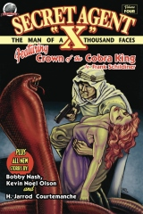 """Secret Agent """"X""""-Volume Four"""