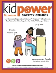 Los Comics de Seguridad de Kidpower/Kidpower Safety Comics