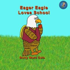 Eager Eagle Loves School
