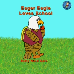 Eager Eagle Loves School