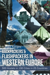 Backpackers & Flashpackers in Western Europe