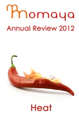 Momaya Annual Review 2012: Heat