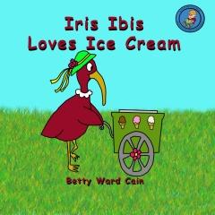 Iris Ibis Loves Ice Cream