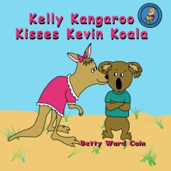 Kelly Kangaroo Kisses Kevin Koala