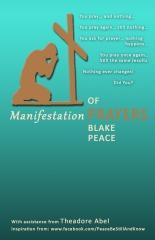 Manifestation of Prayers B&W