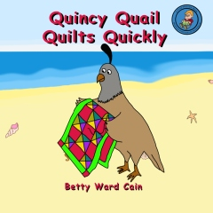 Quincy Quail Quilts Quickly