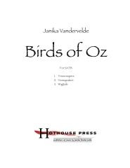 Birds of Oz
