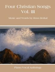Four Christian Songs - Vol. III