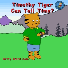 Timothy Tiger Can Tell Time?