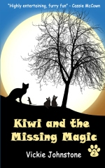 Kiwi and the Missing Magic