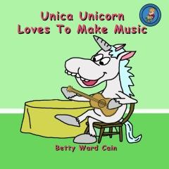 Unica Unicorn Loves To Make Music