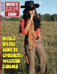 Weng's Chop #2 (Bollywood Cowgirl Cover Variant)