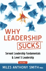Why Leadership Sucks™
