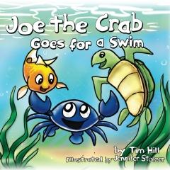Joe the Crab Goes for a Swim