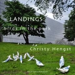 LANDINGS: birds in the park