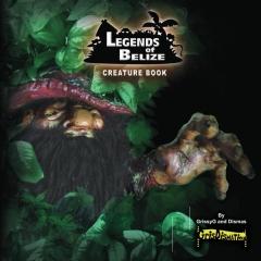 Legends of Belize Creature Book