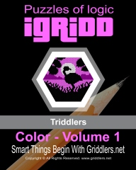 iGridd Triddlers: Color