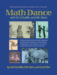 Math Dance with Dr. Schaffer and Mr. Stern