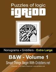 iGridd - Griddlers Extra Large