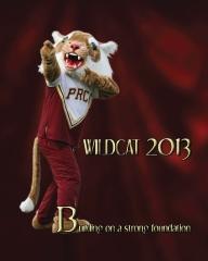 Pearl River Community College Wildcat 2013