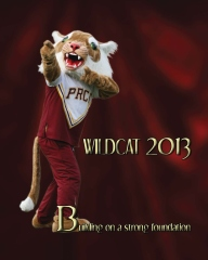 Pearl River Community College Wildcat 2013