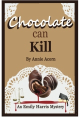 Chocolate Can Kill