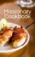 Missionary Cookbook