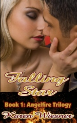 Angelfire Trilogy, Book 1: Falling Star