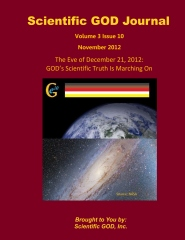 Scientific GOD Journal Volume 3 Issue 10