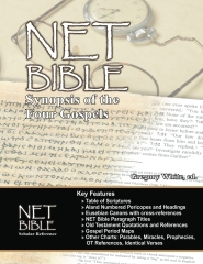 The NET Bible Synopsis of the Four Gospels