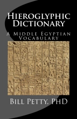 Hieroglyphic Dictionary