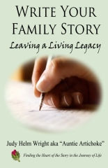 Write Your Family Story:  Leaving a Living Legacy