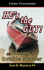 HE's the GUY! - Suzi B. Mystery #4