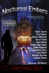 Nocturnal Embers - an anthology