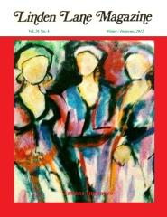 Linden Lane Magazine Vol 31 # 4, Invierno 2012